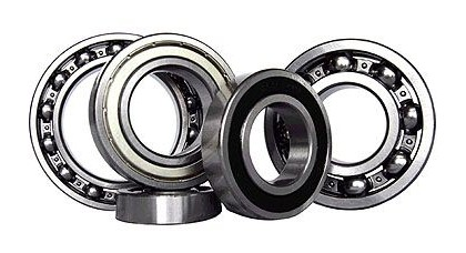 GE 25 ES Bearing Joints